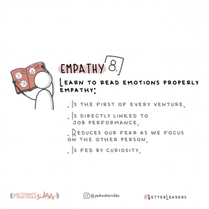 8. Empathy