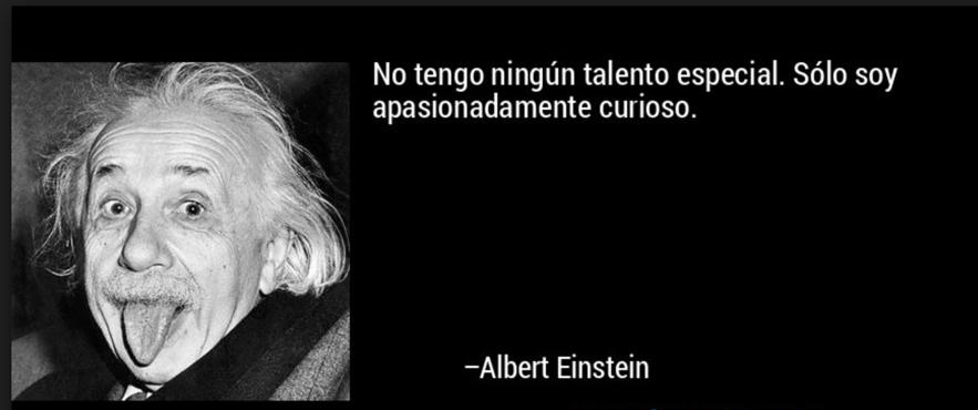 Einstein curiosidad