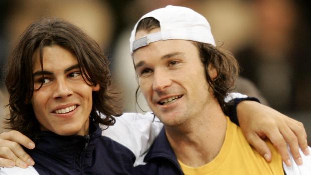 Nadal y Moya Davis 2004