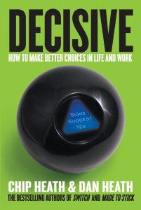 decisive book cover