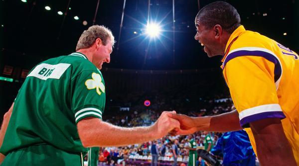 ESPN 30 for 30 Celtics Lakers