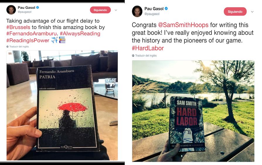 gasol books