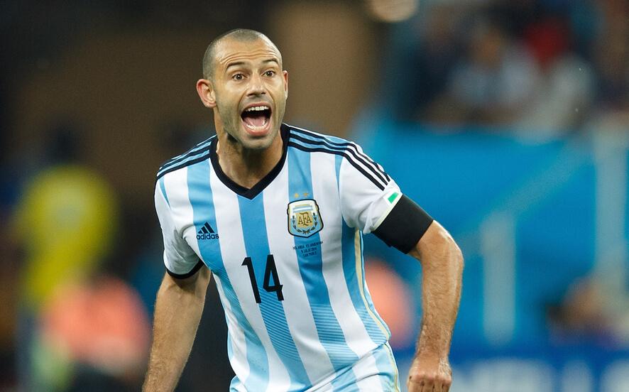 Mascherano Argentina